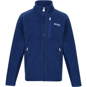 Regatta Marlin VII Fleece Jacket Kids, azul